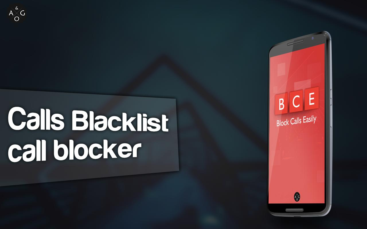 Call Blacklist - Call Blocker
