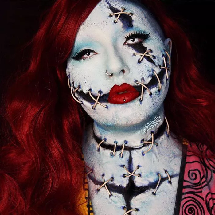 The 7 Most Scary Make-Up Ideas Trending on Instagram in ...